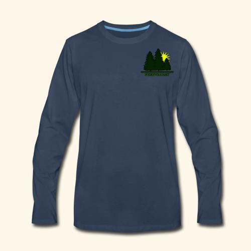 S1E1 - Men's Premium Long Sleeve T-Shirt