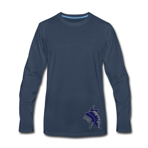 Thunder Chief - Men's Premium Long Sleeve T-Shirt