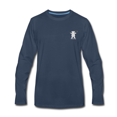 MaTrix Plug Merchandise - Men's Premium Long Sleeve T-Shirt