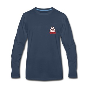 Jujitsu Live - Men's Premium Long Sleeve T-Shirt