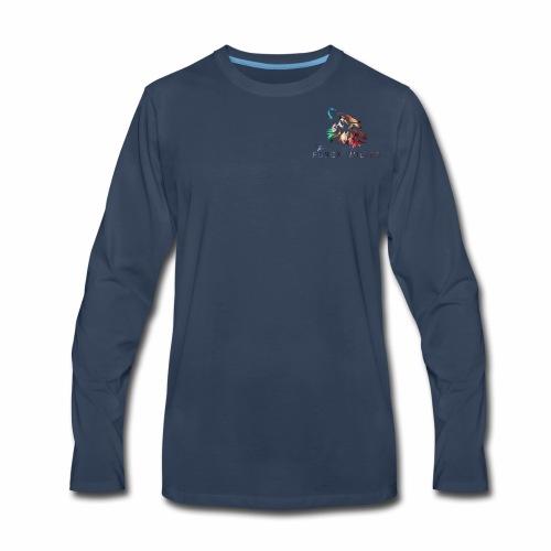 The Forex Wolves - Men's Premium Long Sleeve T-Shirt