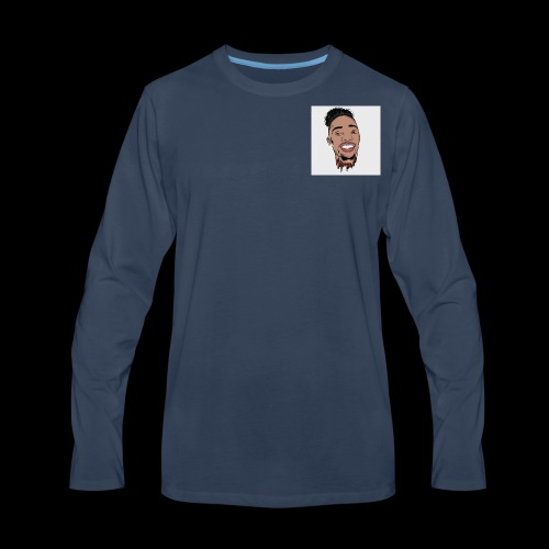 Screenshot 20180713 151350 - Men's Premium Long Sleeve T-Shirt