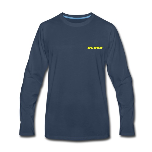 BLSED - Men's Premium Long Sleeve T-Shirt