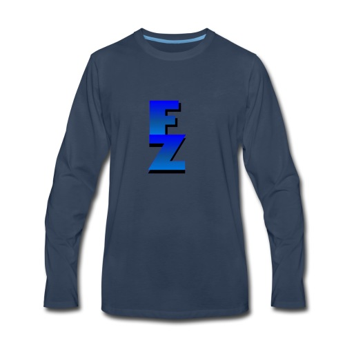 flipzilla new - Men's Premium Long Sleeve T-Shirt