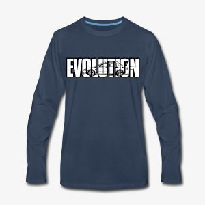 Evolution Lanc! - Men's Premium Long Sleeve T-Shirt