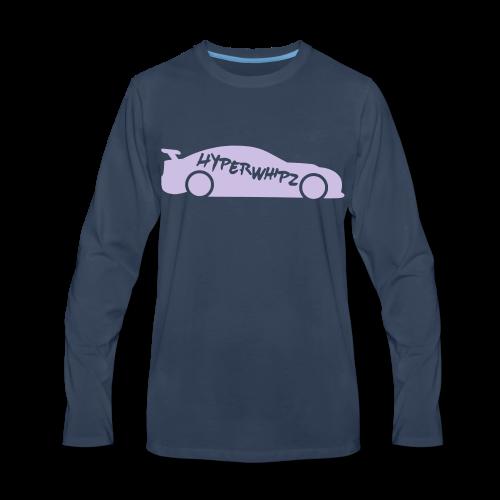 HyperWhipz L1 - Men's Premium Long Sleeve T-Shirt