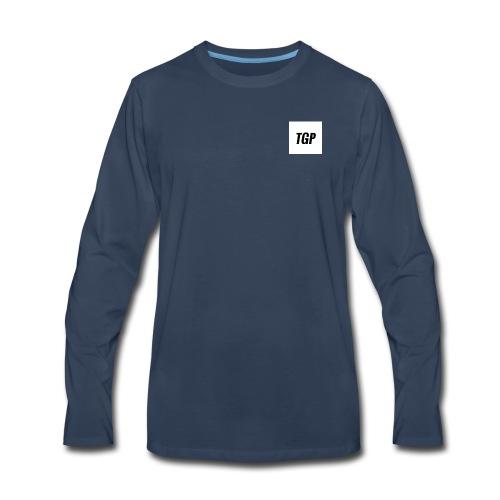 The Godson Project - Men's Premium Long Sleeve T-Shirt