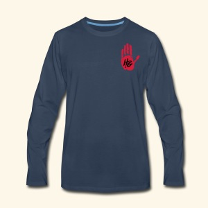 Hand Grown - Men's Premium Long Sleeve T-Shirt