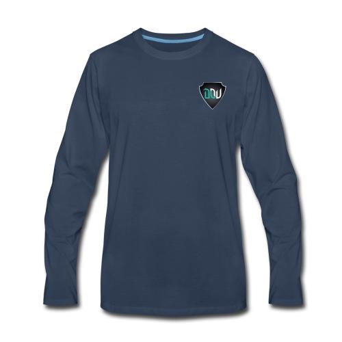 DoV eSports Logo - Men's Premium Long Sleeve T-Shirt