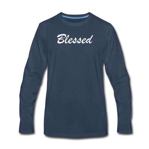 Blessed Tops - Men's Premium Long Sleeve T-Shirt