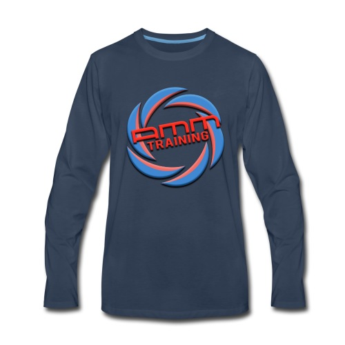 AMMT LOGO WEB - Men's Premium Long Sleeve T-Shirt