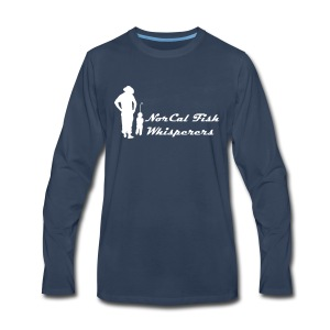Father and Child - Men's Premium Long Sleeve T-Shirt