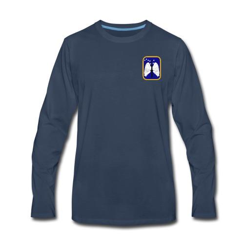 16th CAB Patch - Men's Premium Long Sleeve T-Shirt