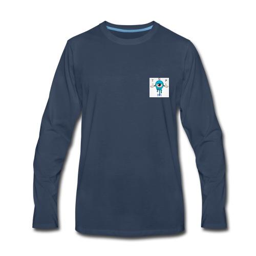 TGP801 - Men's Premium Long Sleeve T-Shirt