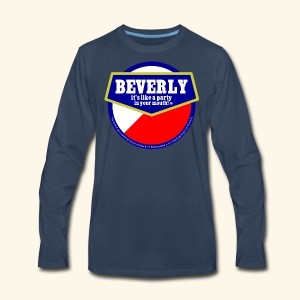 beverly - Men's Premium Long Sleeve T-Shirt