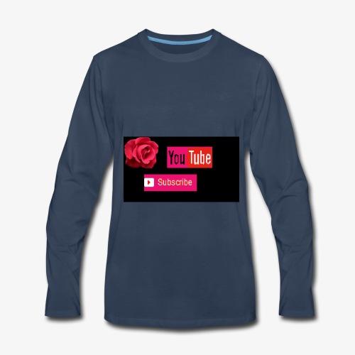 Yt subcribe - Men's Premium Long Sleeve T-Shirt