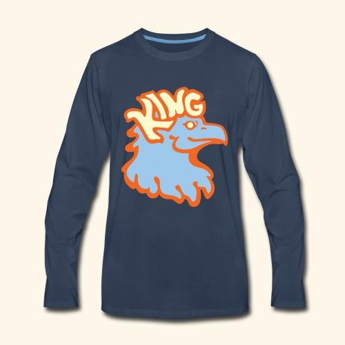 Chicken King - Men's Premium Long Sleeve T-Shirt