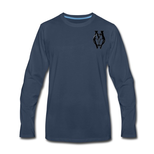 Morlogo - Men's Premium Long Sleeve T-Shirt