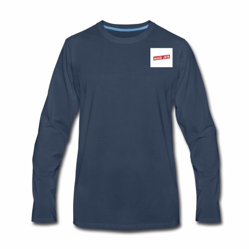 Mad rouge - Men's Premium Long Sleeve T-Shirt