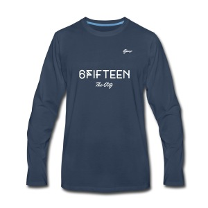 6Fifteen Tee #2 - Men's Premium Long Sleeve T-Shirt