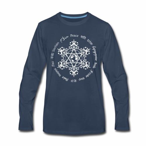 World peace - Men's Premium Long Sleeve T-Shirt
