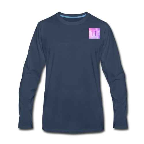 tt - Men's Premium Long Sleeve T-Shirt
