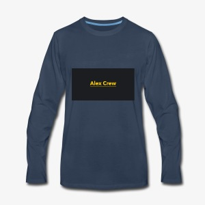 Alex Crew - Men's Premium Long Sleeve T-Shirt