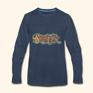 steampunk - Men's Premium Long Sleeve T-Shirt
