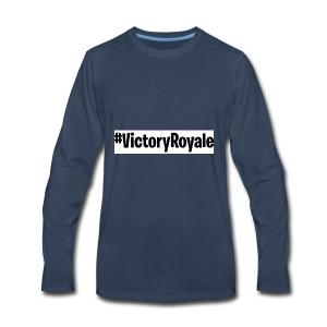 VictoryRoyale - Men's Premium Long Sleeve T-Shirt