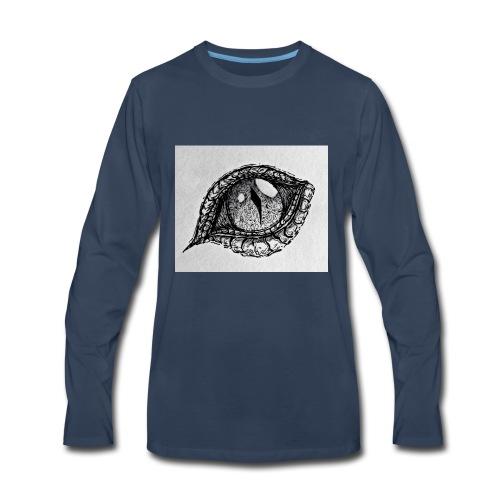 DBE1A07A 6B54 48A0 B147 1BBD85F8D6F5 - Men's Premium Long Sleeve T-Shirt