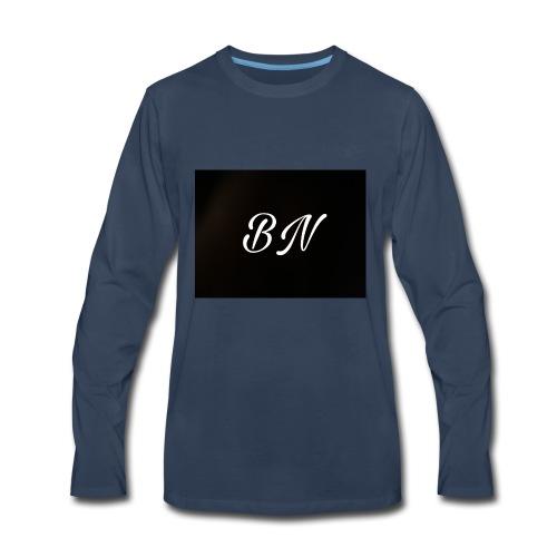 BN Merch - Men's Premium Long Sleeve T-Shirt