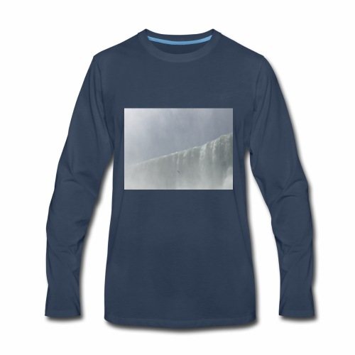 RAIN - Men's Premium Long Sleeve T-Shirt