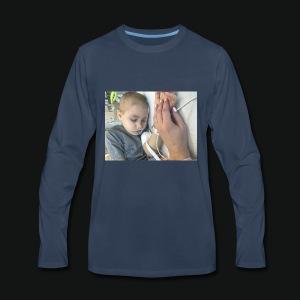0698040F C488 425F 9504 1F95D49BB0DC - Men's Premium Long Sleeve T-Shirt