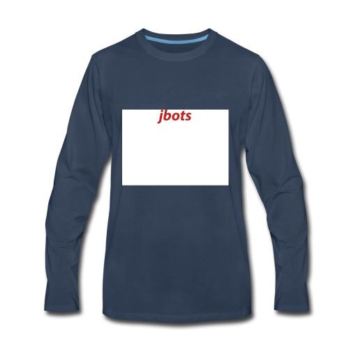 JBOTS Shirt design3 - Men's Premium Long Sleeve T-Shirt