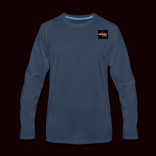 littlebeast Gaming - Men's Premium Long Sleeve T-Shirt