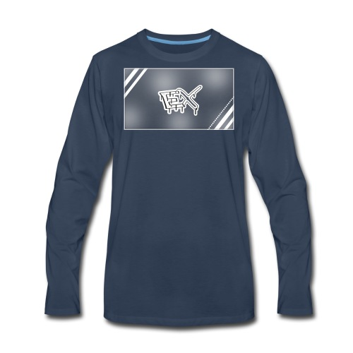 Exotix Spraypaint - Men's Premium Long Sleeve T-Shirt