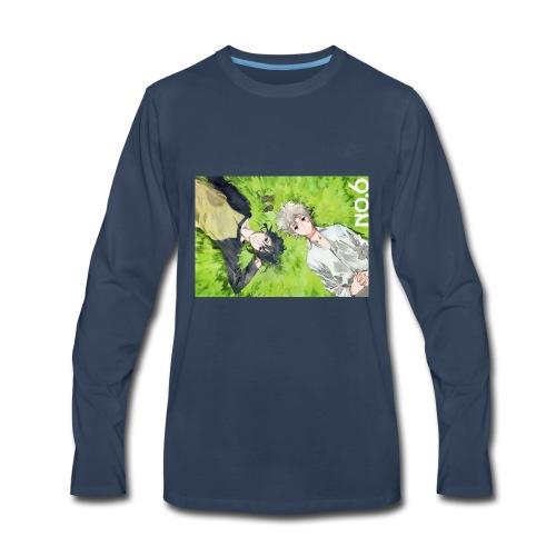 No.6 Anime - Men's Premium Long Sleeve T-Shirt