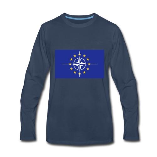 North Atlantic Treaty Union - Men's Premium Long Sleeve T-Shirt