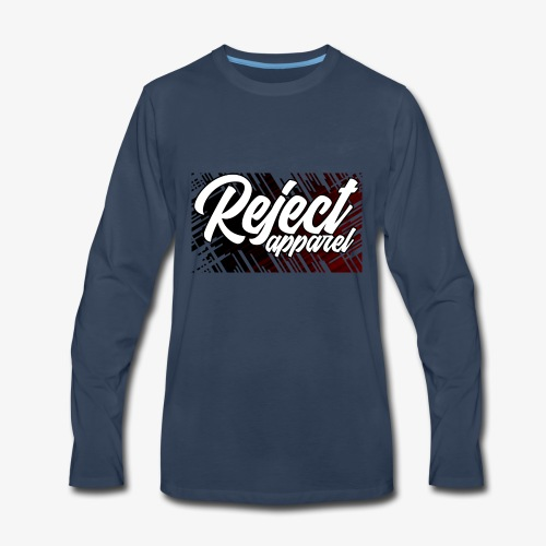 Rejected Apparel - Men's Premium Long Sleeve T-Shirt