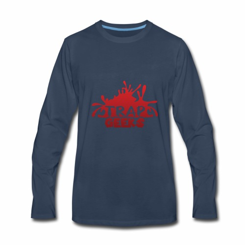 TRAPGEEKS - Men's Premium Long Sleeve T-Shirt