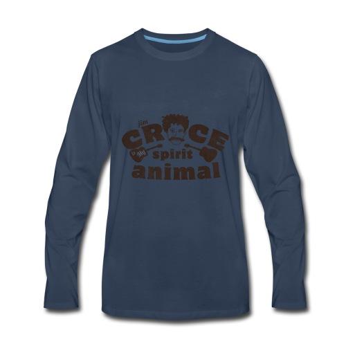 Jim Croce is My Spirit Animal - Men's Premium Long Sleeve T-Shirt