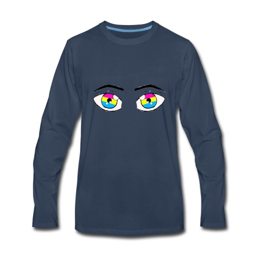 you are seen - Men's Premium Long Sleeve T-Shirt