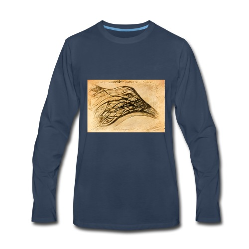 laoying - Men's Premium Long Sleeve T-Shirt