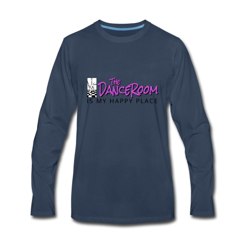 TDR HAPPY PLACE - Men's Premium Long Sleeve T-Shirt