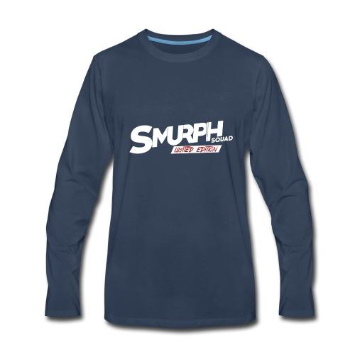 Limited Edition SmurphSquad Merch - Men's Premium Long Sleeve T-Shirt