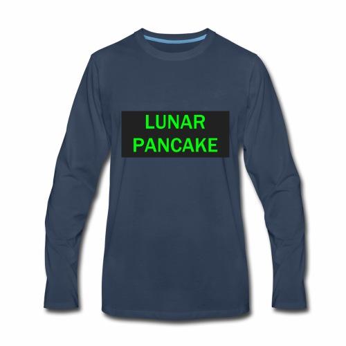 Lunar Pancake Merch - Men's Premium Long Sleeve T-Shirt