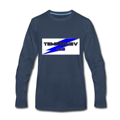 Temperkev123 shirt - Men's Premium Long Sleeve T-Shirt