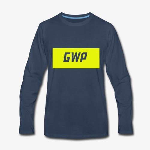 gwp yellow - Men's Premium Long Sleeve T-Shirt