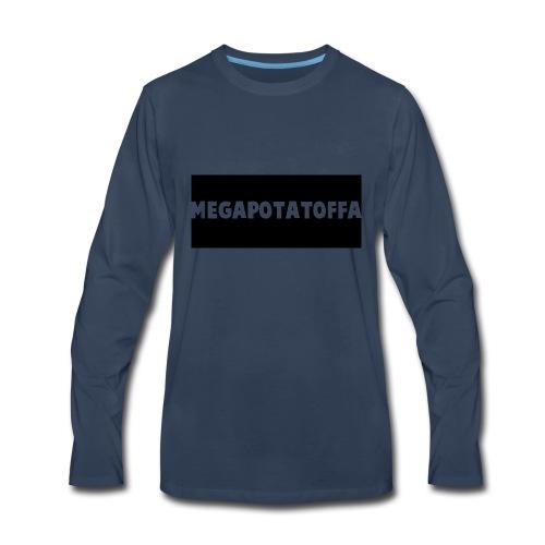 potato merch - Men's Premium Long Sleeve T-Shirt