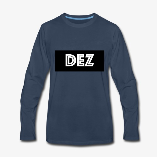 DeZ Boi - Men's Premium Long Sleeve T-Shirt